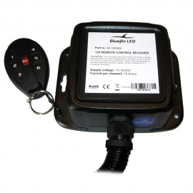 Control Remoto Bluefin LED Luces Subacuáticas