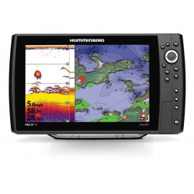 Humminbird Helix 12 GPS Sonda
