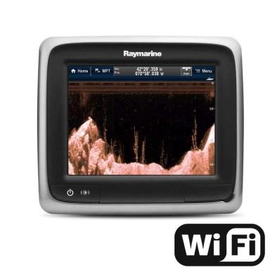Raymarine a68 GPS Sonda Wifi y Downvision