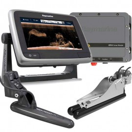 Pack Raymarine a78 GPS Sonda DownVision y SideVision