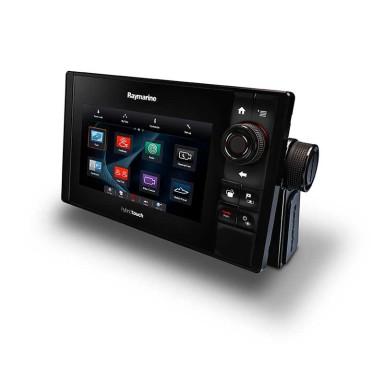 Raymarine eS78 HybridTouch GPS Sonda DownVision