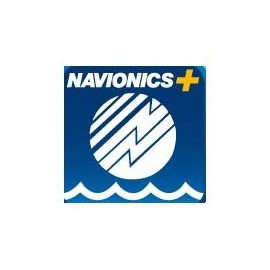 Navionics Plus XL9 Cartografía