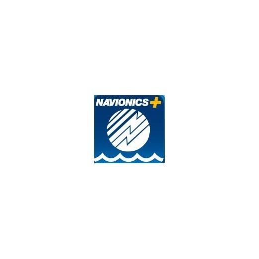 Navionics Plus XL9 Cartografía
