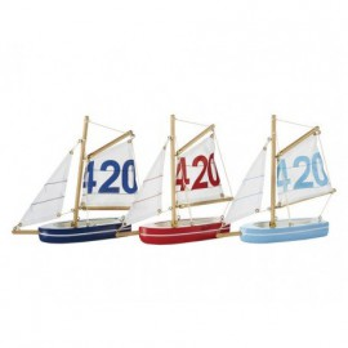 Velero Flotante 420