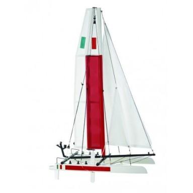 Catamarán Decorativo Italia