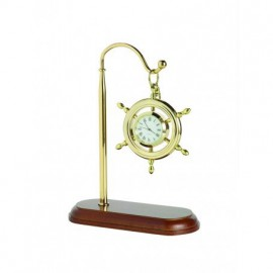 Reloj Náutico Colgante Timón (1u)