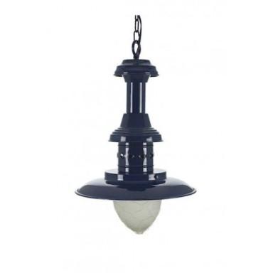 Lámpara Náutica Techo Azul (1u)