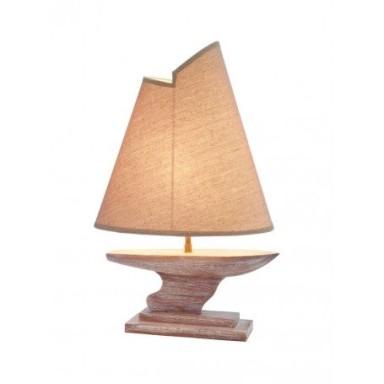 Lámpara Barco Vela