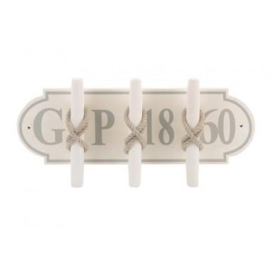 Colgador Cornamusa GP1860 Gris
