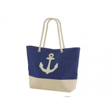 Bolsa Marinera Azul Blanca