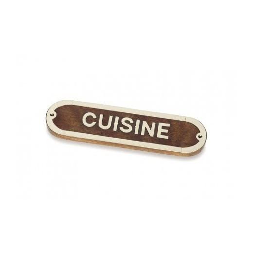 Placa Decorativa Cuisine