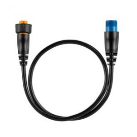 Cable Adaptador Transductores Garmin 8 Pines Macho a 12 Pines Hembra