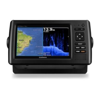 Garmin echoMAP CHIRP 72dv GPS Sonda