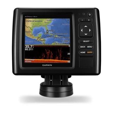 Garmin echoMAP CHIRP 52dv GPS Sonda