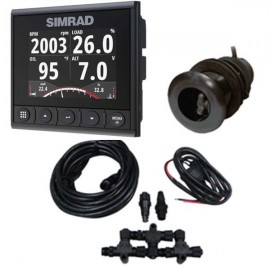 Simrad IS42 Velocidad Profundidad Instrumento