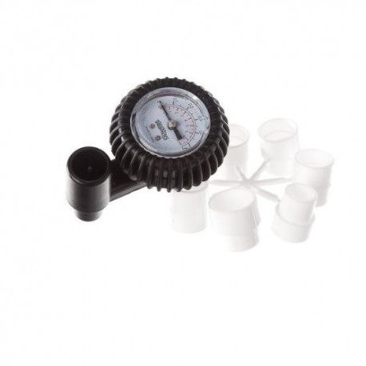 Manómetro para Bomba Aire Doble Cámara