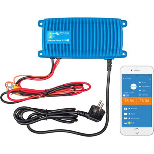 Cargador Victron Blue Smart IP67