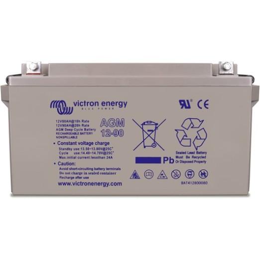 Baterías Agm Victron