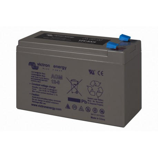 Bateria Agm Victron 12V 8A