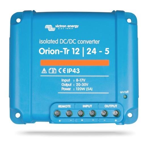 Convertidor Victron Orion Dc A Dc