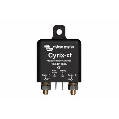Combinador Baterías Cyrix CT Victron