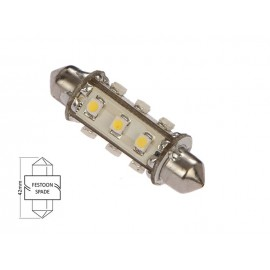 Bombilla Led Festoon 42mm 12 Led Omni