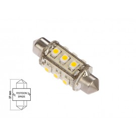 Bombilla Led Festoon 37mm 12 Led Omni
