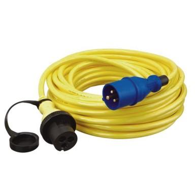 Cable Eléctrico Pantalán Barco