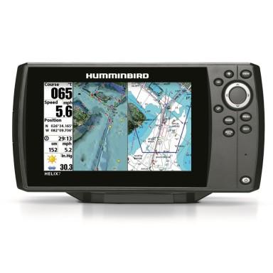 Humminbird Helix 7 GPS Plotter