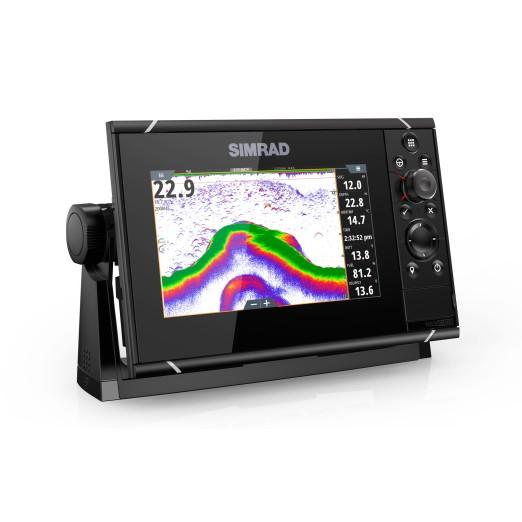 Simrad NSS7 evo3 GPS Sonda