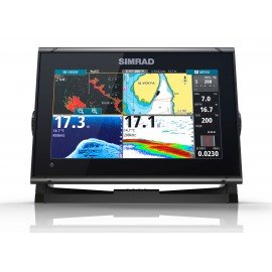 Simrad GO9 XSE GPS Sonda