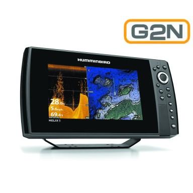 Humminbird Helix 9 MEGA DI G2N GPS Sonda