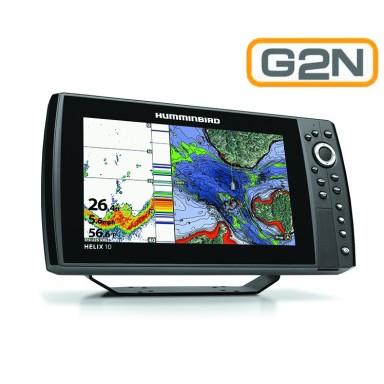 Humminbird Helix 10 G2N GPS Sonda