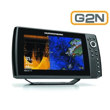 Humminbird Helix 10 MEGA DI G2N GPS Sonda