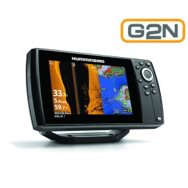 Humminbird Helix 7 SI G2N GPS Sonda
