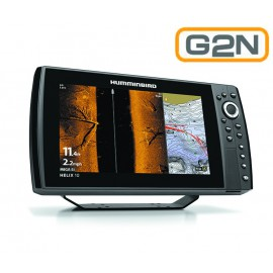 Humminbird Helix 10 MEGA SI G2N GPS Sonda
