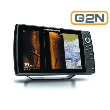 Humminbird Helix 12 MEGA SI G2N GPS Sonda