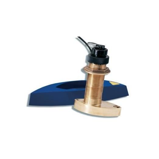 Triducer B744Vl Pasacascos Bronce (Raymarine Dsm30/300)