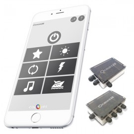 OceanLed X-Series DMX app Control Kit