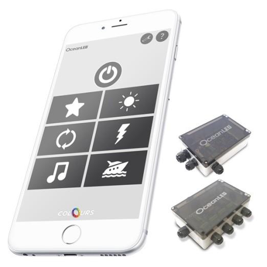 OceanLed X-Series DMX app Control Kit