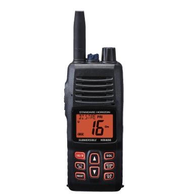 VHF Portátil Standard Horizon HX400E