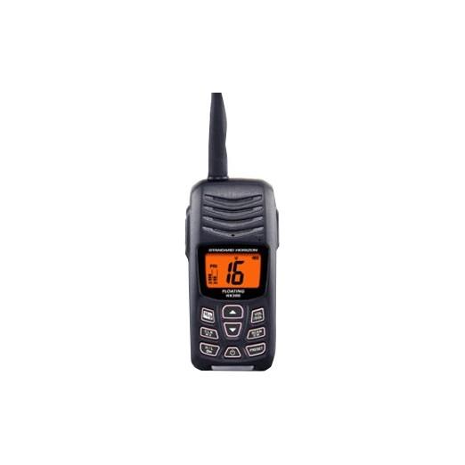 VHF Portátil Standard Horizon HX300E