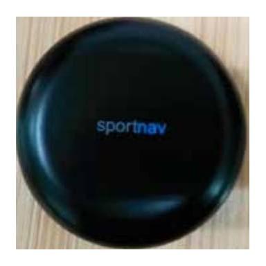 Tapa Equipo Música SportNav H820