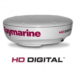 Antena Radar Raymarine Radome Digital Rd418Hd