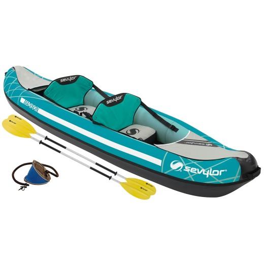 Kayak Hinchable Sevylor Madison Pack
