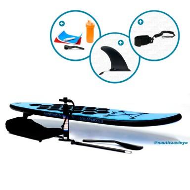 "Paddle Surf Hinchable Aquaparx AP305 9'8"""