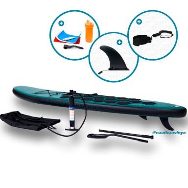 "Paddle Surf Hinchable Aquaparx AP335 10'8"""