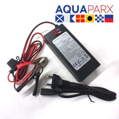 Cargador de Baterías Aquaparx 12v 4A