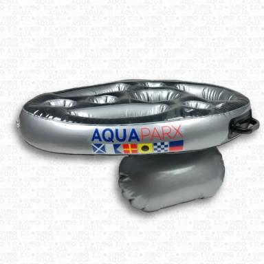 Barra Porta Copas Hinchable Aquaparx