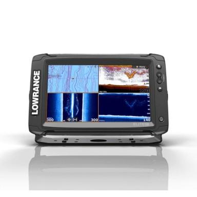 Lowrance Elite 9 Ti GPS Sonda